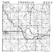 Franklin Township, Kirkland, Fairdale, DeKalb County 1947